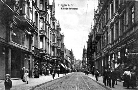 Hagen_Elberfelder_Str_vor_1914_standardW