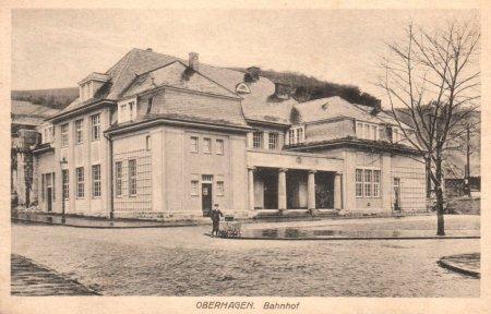 BF.Oberhagen.um 1912