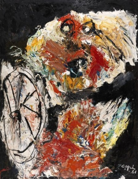 Karel_Appel_Burning_Child_wiht_Hoop_1961_W2