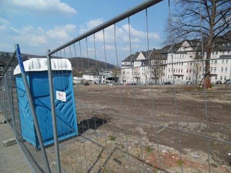 Block 1 Wehringhausen Klohäuschen