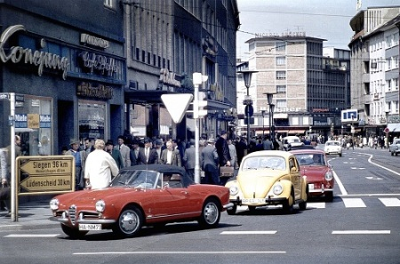Mittelstrasse_um1965 Stadtarchiv