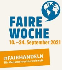 Faire Woche 2021 Logo