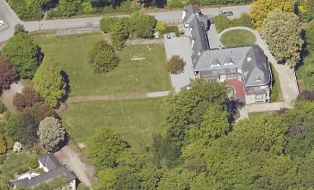 Hohenhof Garten Ist-Zustand