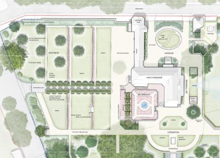 Hohenhof Garten Planung